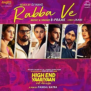 Rabba Ve (Remix) - Single