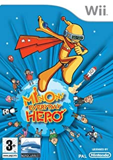 Minon: Everyday Hero (Wii) (B001V5J7SO) | Amazon price tracker / tracking, Amazon price history charts, Amazon price watches, Amazon price drop alerts