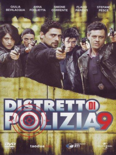 Distretto Polizia 9 (Box 7 Dvd)