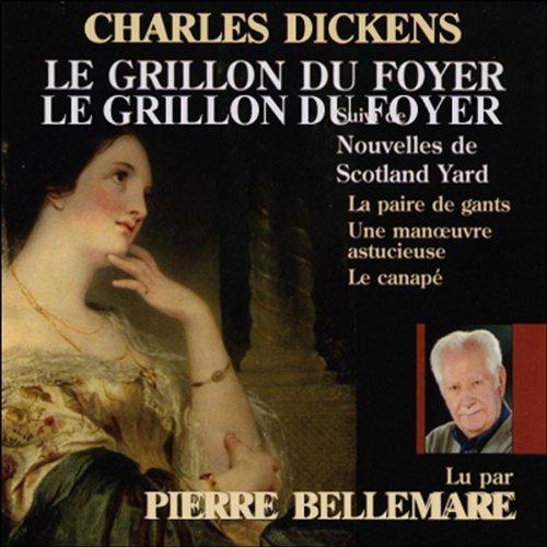 Le grillon du foyer audiobook cover art