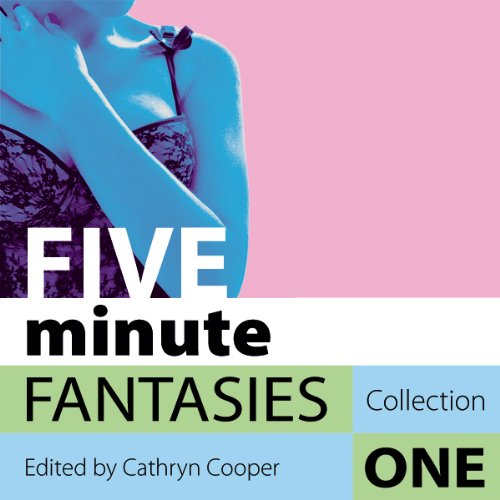 Five Minute Fantasies audiobook cover art