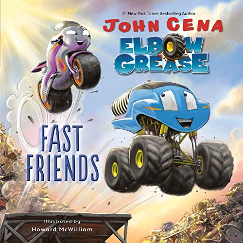 Elbow Grease: Fast Friends  By  cover art