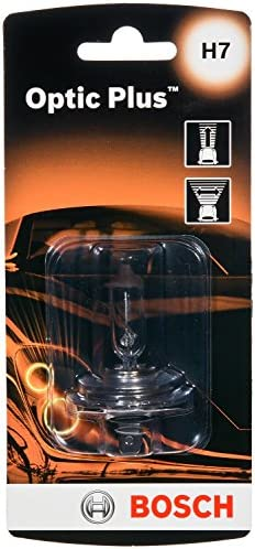Bosch H7 Optic Plus Upgrade Halogen Capsule Pack of 1 product image