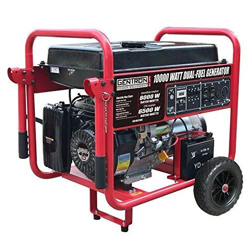 10000 watt propane gas generator - 7