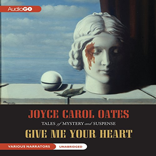 Give Me Your Heart audiobook cover art