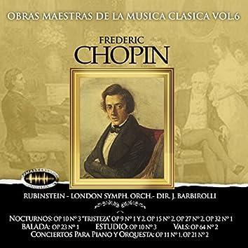 Obras Maestras de la Música Clásica, Vol. 6 / Frédéric Chopin