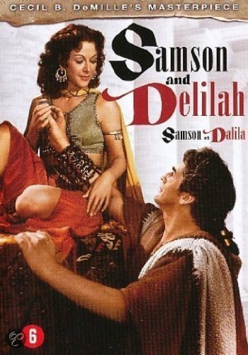 Samson and Delilah (1949) [Import] by Hedy Lamarr
