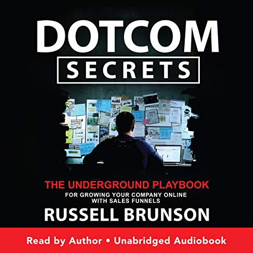 Dotcom Secrets cover art
