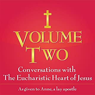 Conversations with the Eucharistic Heart of Jesus audiobook cover art