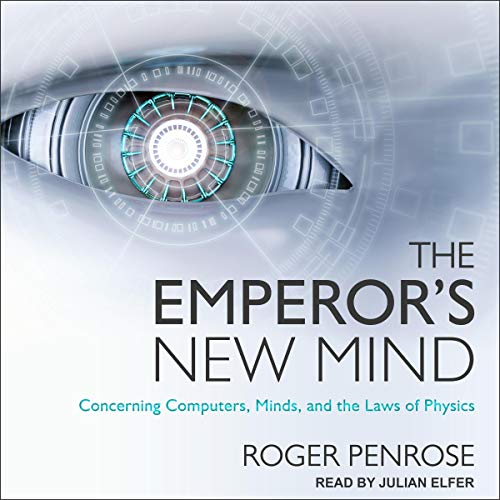 The Emperor's New Mind audiobook cover art