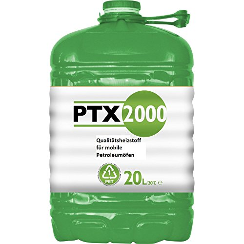 PTX2000 Petroleum Kanister 20 Liter Petroleumofen Zibro Inverter Kero Petromax