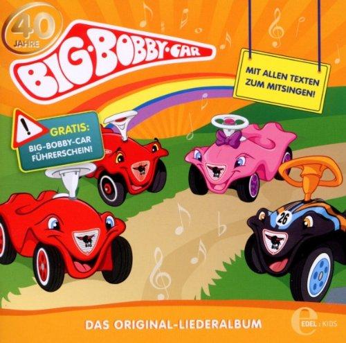 Big Bobby Car - Das Liederalbum