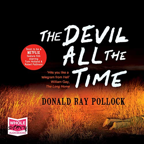 The Devil All the Time cover art
