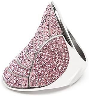 Schmuck-Art 女式戒指不锈钢玫瑰色 19 30505