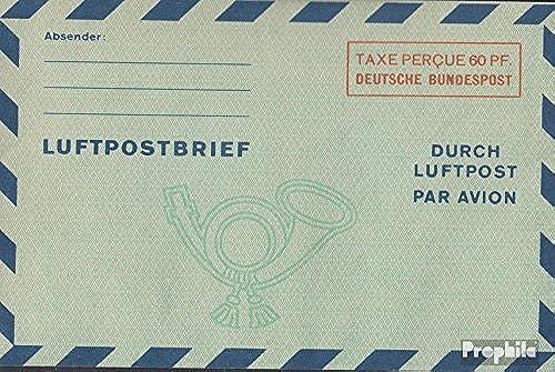 cómodamente Prophila Collection Collection Collection RFA (RFA.Alemania) LF5 Correo aéreo-Faltbrief 1949 Cuadro Valor (Documentos enteropostales para los coleccionistas)  el más barato