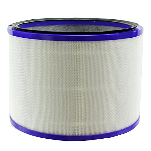 REYEE Filtro para Dyson Pure Cool Link Escritorio Caliente + Ventilador de Aire frío Ventilador