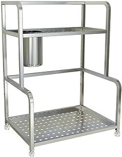 ADSE Cuisine Baker's Rack empilable étagère assaisonnement épices Support de Rangement Support Armoire et comptoir étagère...