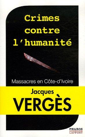 Crimes contre l'humanité