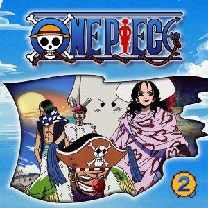 One Piece, Folge 2
