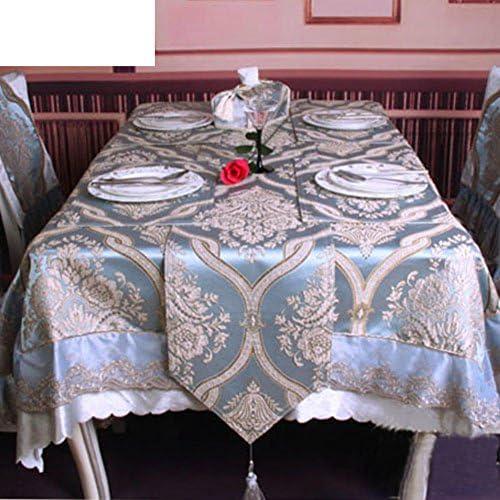European-Style Luxus Tuch  einfache Tischdecke  moderner Couchtisch Tuch TV-Schrank Tuch  Tischtuch  W e Anti-Rutsch-Tischdecke-A 150x240cm(59x94inch)