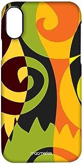 Macmerise IPCIPXPMI1610 Rasta Patterns - Pro Case for iPhone X - Multicolor (Pack of1)