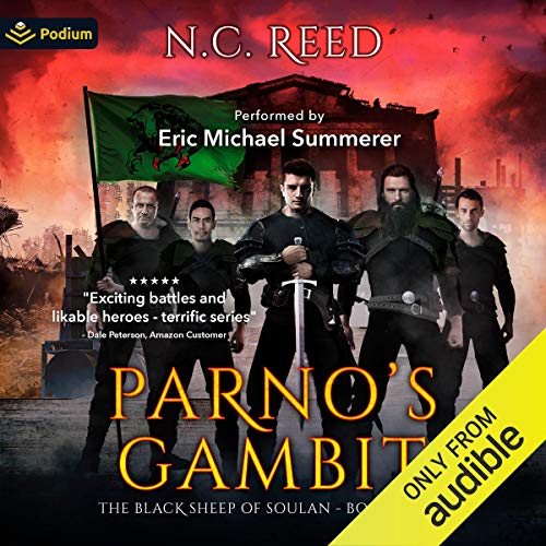 Parno's Gambit Audiobook By N.C. Reed cover art