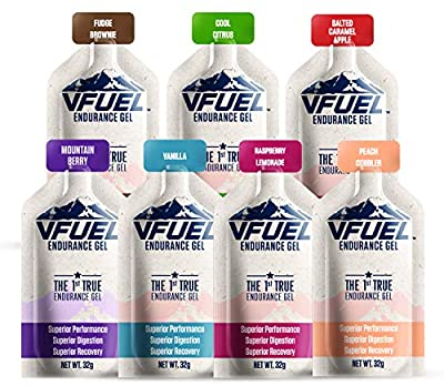 VFuel Endurance Gel 24 Pack