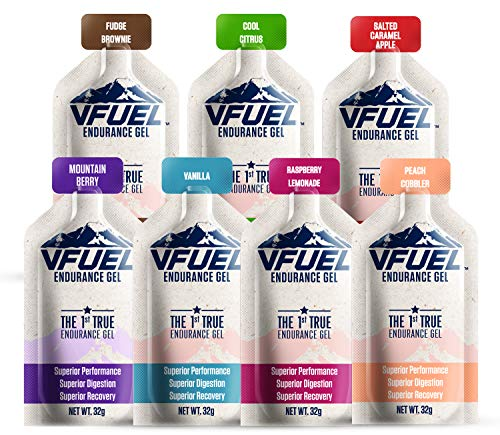 VFuel Endurance Gel 24 Pack (Assorted)