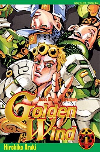 Jojo's - Golden Wind T01