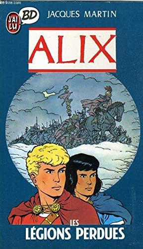 Alix, Tome 1 : Alix, les légions perdues