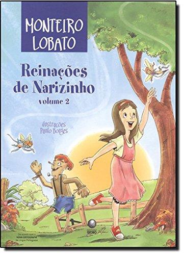 Reinações de Narizinho - Volume 2