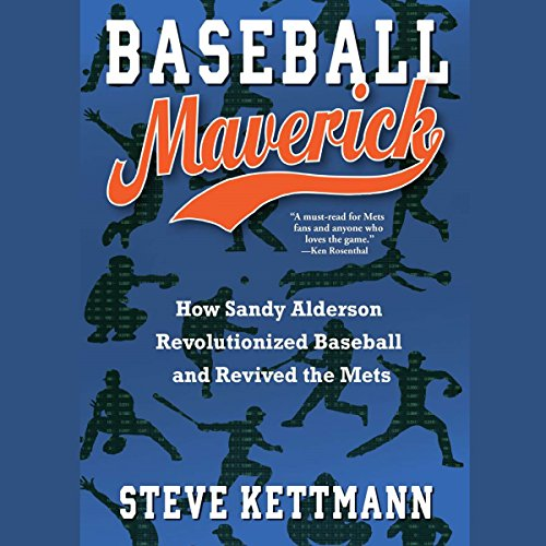 Couverture de Baseball Maverick