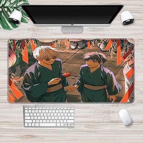 ZTXYF XXL RGB Computer Mousepad XXL Tapete de Escritorio de Goma DIY para Almohadillas de protección de Escritorio para computadora portátil (ZT34