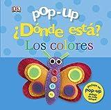 Pop-up ¿Dónde está? Los colores (Castellano - A PARTIR DE 0 AÑOS - MANIPULATIVOS (LIBROS PARA...