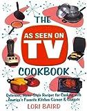 As Seen On Tv Cookbooks