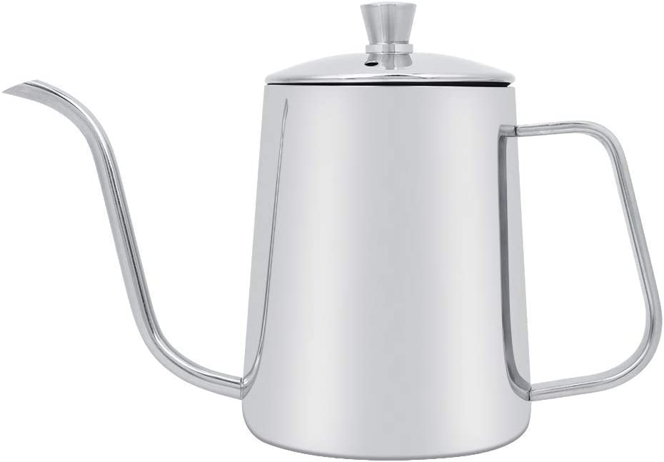 We OFFer at cheap prices Long Narrow Sale special price Spout Coffee Pot Stainless 550ml Steel Goosenec