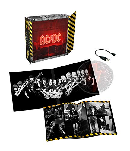 Power Up Ed. Limitada cd deluxe caja con luz
