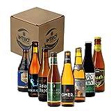 INTRO BEER CLUB Box Degustazione Birre Artigianali - Selezione di Birre dal Mondo'Belgio Forever' - Kit...