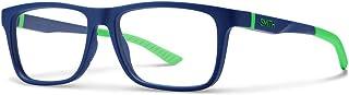 اطار النظارة الطبية سميث داي لايت بلون ازرق باهت ريكتور 52/15/140 للرجال من سميث