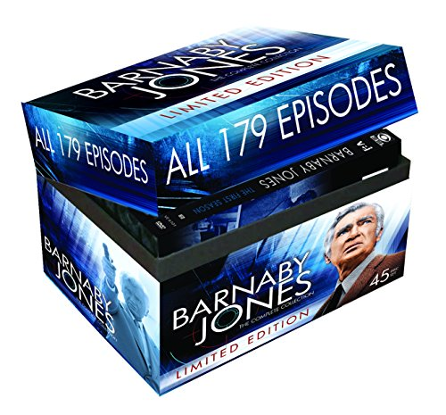 Barnaby Jones // (The Complete Collection) Limited Edition 179 episodes