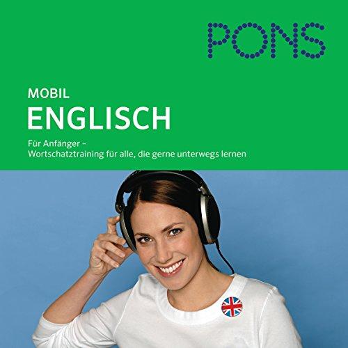 PONS mobil Wortschatztraining Englisch Titelbild
