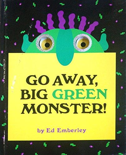 『Go Away, Big Green Monster!』の3枚目の画像