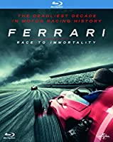 Ferrari: Race to Immortality [Blu-ray]