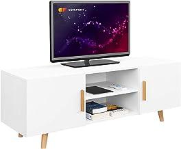COMIFORT Mueble de TV - Mesa de Salón Moderno, Estilo Nó