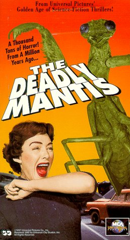 Deadly Mantis [VHS]