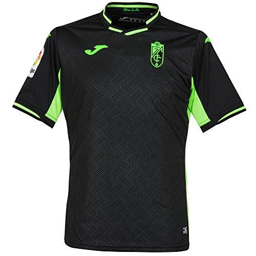 Joma Camiseta Granada CF Segunda Equipación 2017-2018 Negro Talla XL