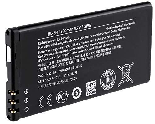 Bateria Compatible con BL-5H para Nokia Lumia 630 / Lumia 635 /...