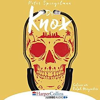 Couverture de Dr. Knox