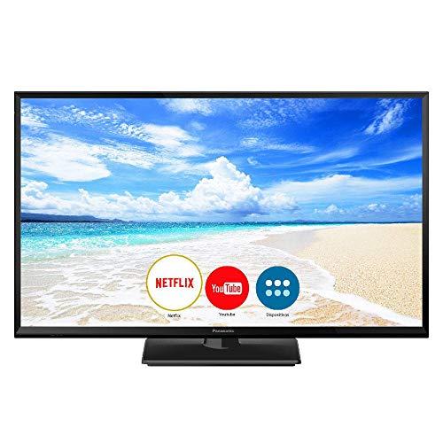 Smart TV LED 32' HD Panasonic, 2 HDMI, USB, Bluetooth, Wi-Fi - TC-32FS600B