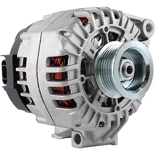 DB Electrical AVA0023 New Alternator For 3.5L 05 06 3.9L 06 07 Buick Terraza, Saturn Relay, 3.5L 05 06 3.9L 06 07 08 09 Pontiac Montana Chevrolet Uplander 3.5L 05 06 3.9L 06-08 15215547 15251756
